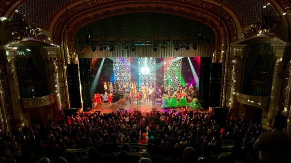 The New Standards Holiday Show was fabulous this year.