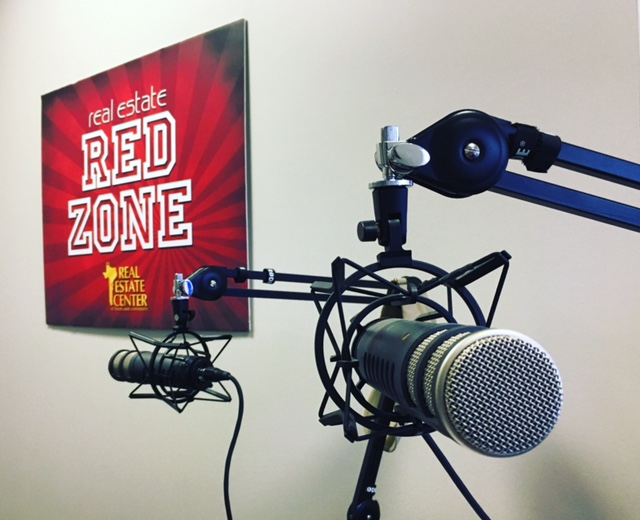 Real Estate Red Zone microphones