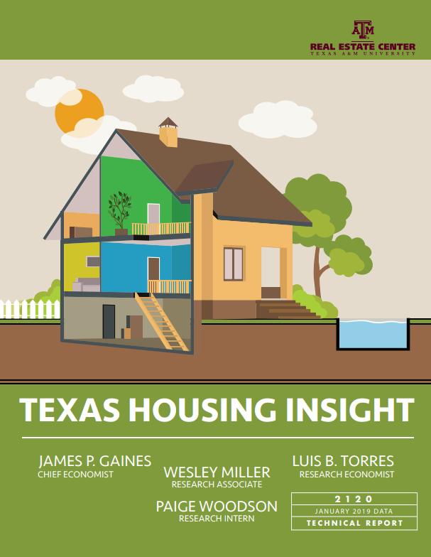 Texas Housing Insight report