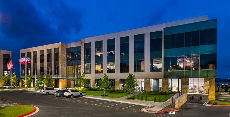 YETI headquarters in Austin.