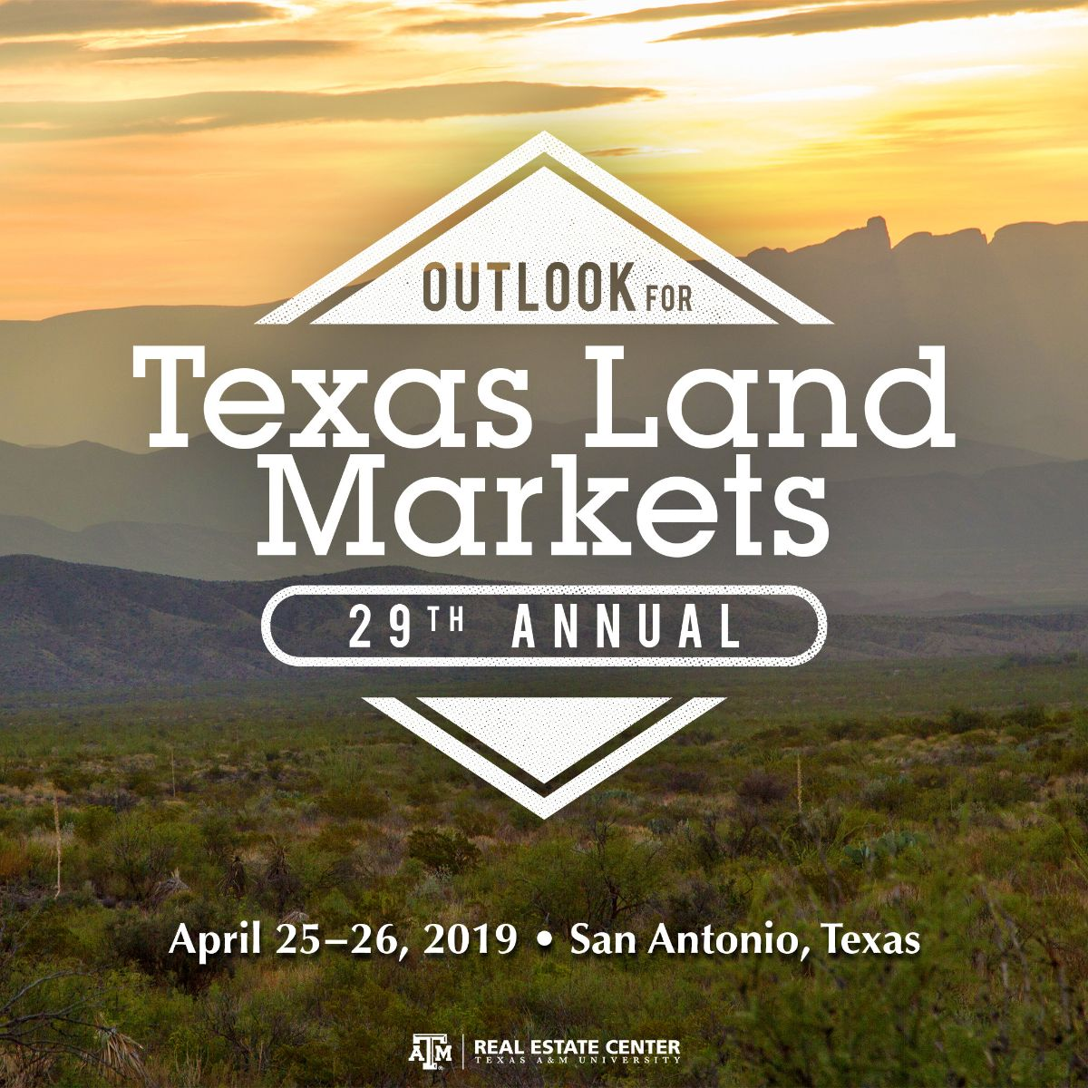 Outlook for Texas Land Markets logo