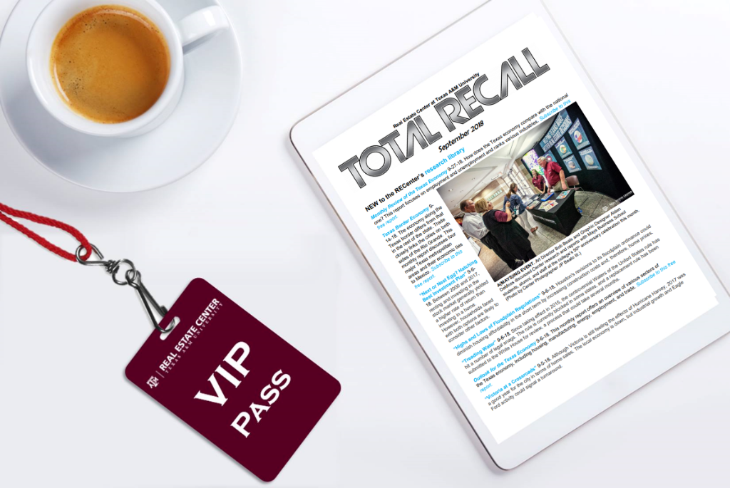 An iPad with the latest Total Recall on screen next to a VIP pass