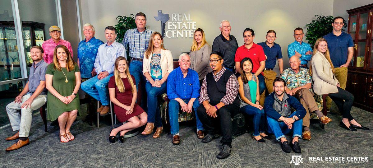 Real Estate Center staff.