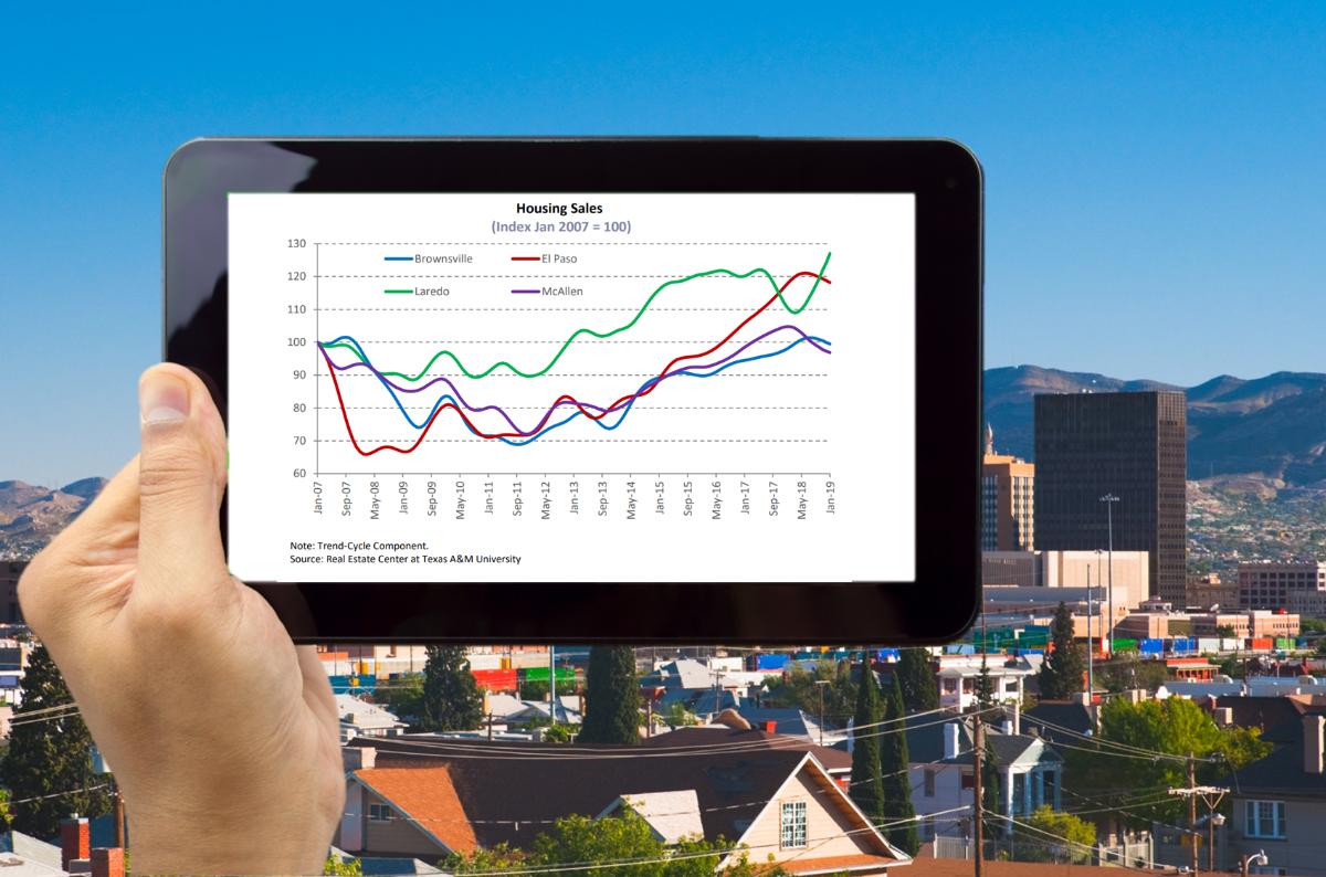 Border Housing Sales jan 2019