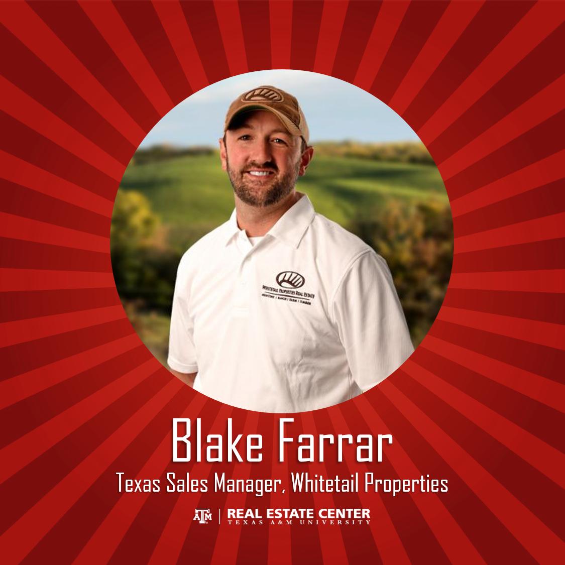 Blake Farrar headshot