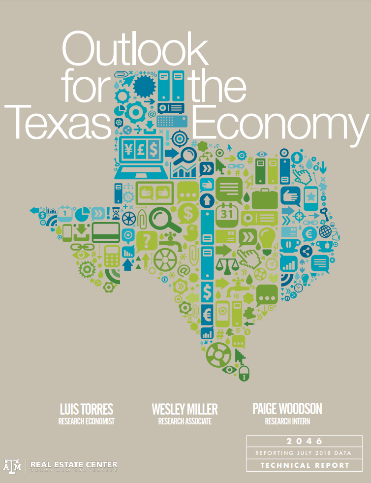 Outlook for the Texas Economy cover