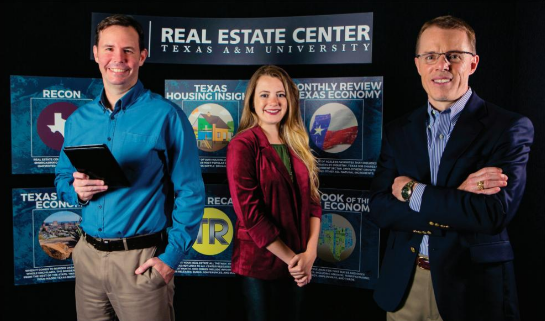 Bryan Pope, Alden Demoss, and Gerald Klassen at Realtor Expo