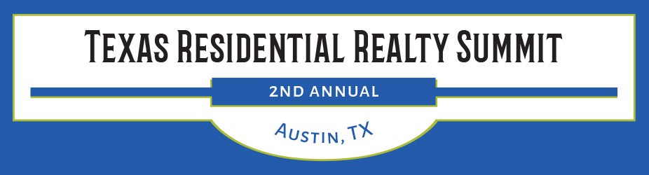 Texas Residential Realty Summit logo