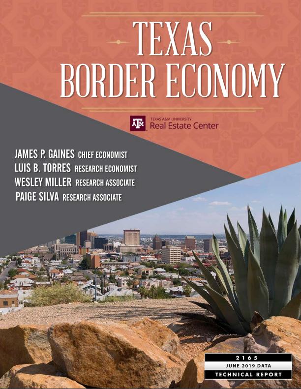 texas border economy cover