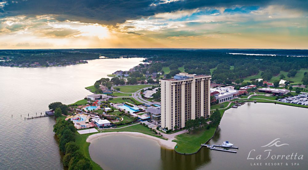 La Torretta Lake Resort & Spa.