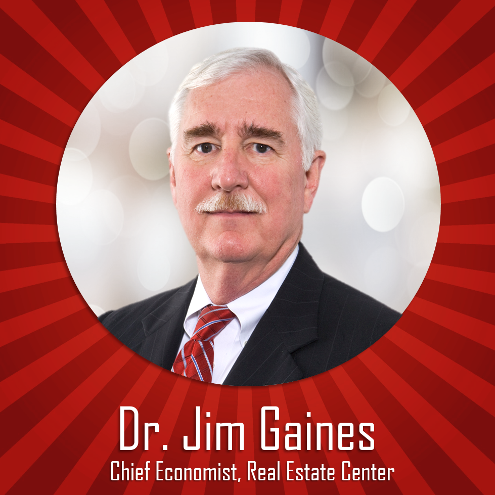 Dr. Jim Gaines, Chief Economist