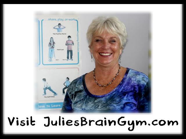 http://Julie'sBrainGym.com