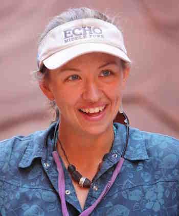 Katrina Muir Cornell, KSTF Fellow