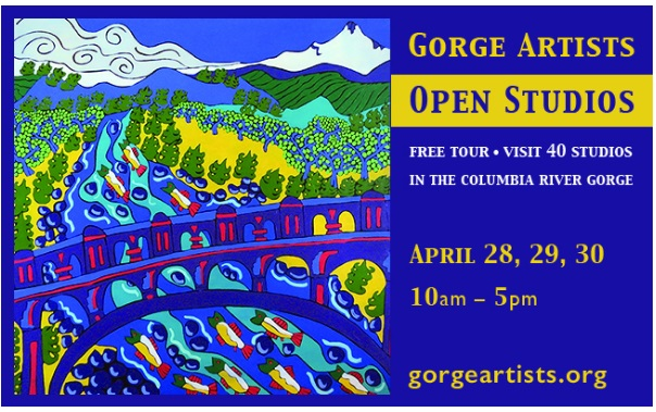 Gorge Artists Open Studios