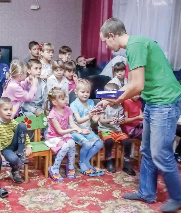 Orphans Reborn Presents Biblical Drama to Reach Orphans! Main Article