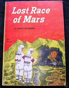 Lost Race of Mars by Robert Silverberg