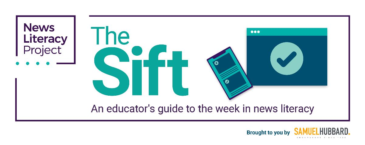 The Sift Newsletter cover image
