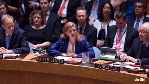 UN Samantha Power USA