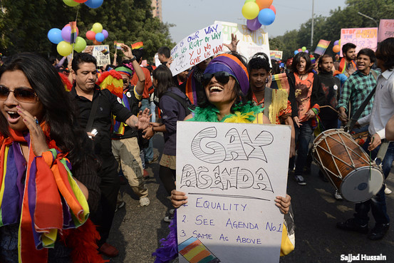 india protest lgbt