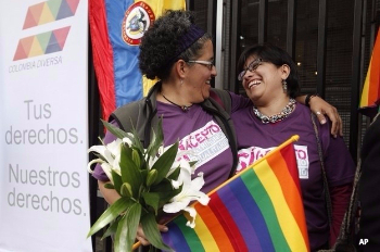 colombia equality court