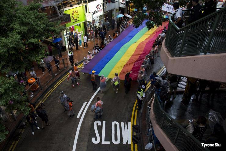 china gay march