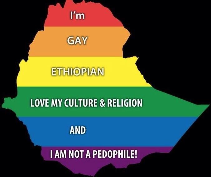 gay and ethiopian