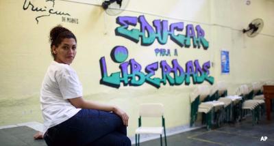 brazil trans prison