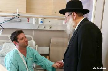 Chief Rabbi Aryeh Stern