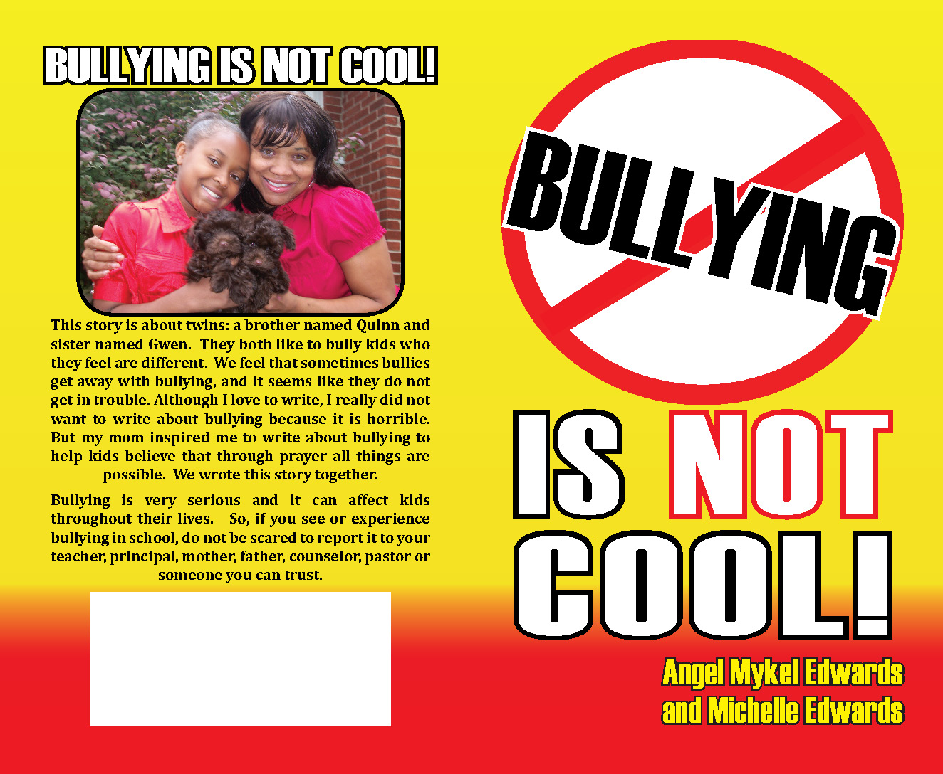 Bulling is not Cool