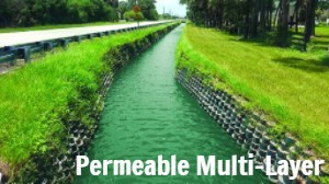 Permeable Channels: Multi-Layer