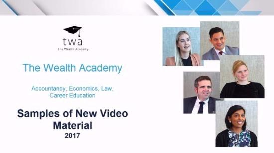 2017 Sample Video Vignettes