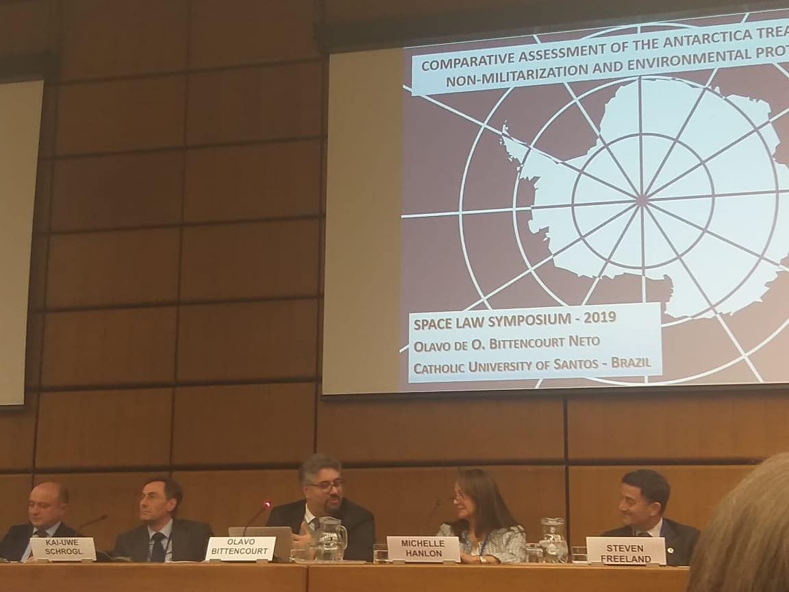 IISL / CSA / CISL Symposium on International Governance of Emerging Space Issues under the Rule of Law