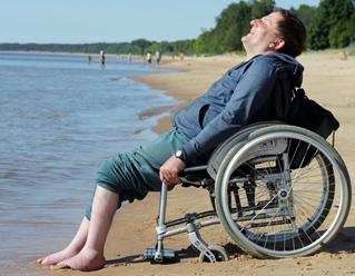 Puhkus mere ääres