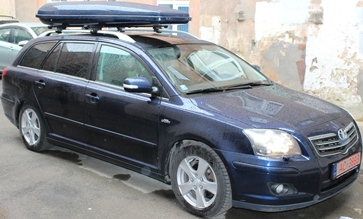 Meie uus auto