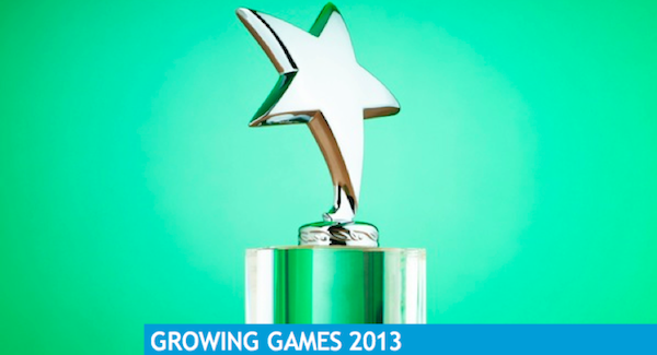 Growing Games 2013 - Business development through network