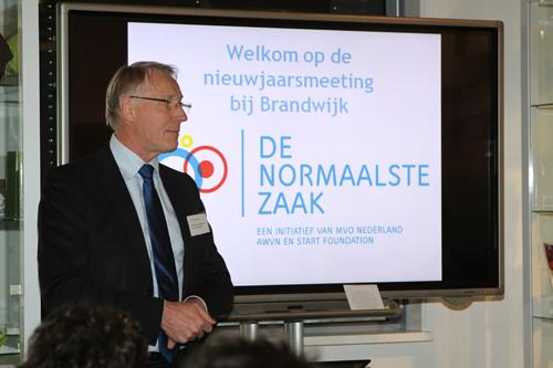 De Normaalste Zaak op bezoek bij Brandwijk en Promo.nl