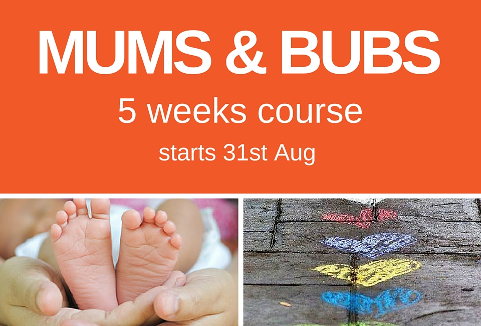 Mums & Bubs Course