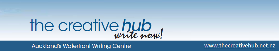 The Creative Hub provides a variety of writing courses, taught by some of New Zealand's leading writers.