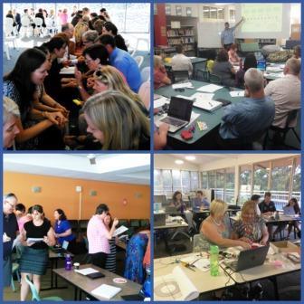 CLWB workshop participants