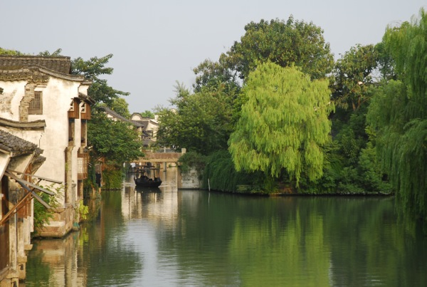 Spring in WuZhen