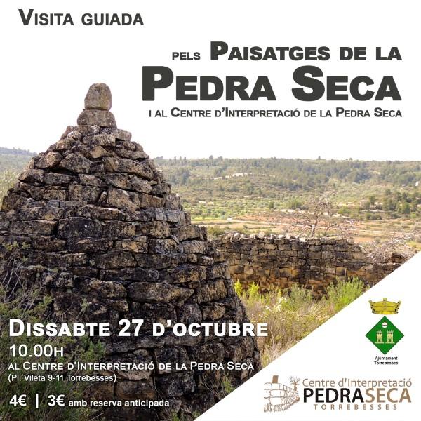 Visita guiada pels paisatges de la Pedra Seca @ Centre d'Interpretació de la Pedra Seca