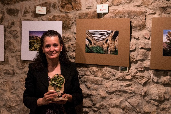 Fotografia de l'entrega de premis de la 10a edició del concurs.