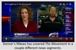 NBC Denver covers The Movement