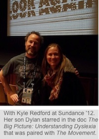 With Kyle Redford in Sundance 1 year ago