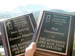 Two big awards at the Breckenridge Film Festival