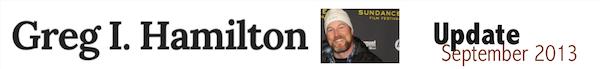 GI Hamilton newsletter
