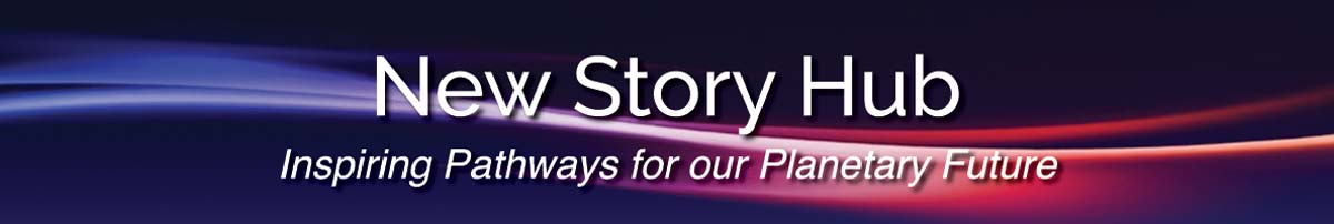 New Story Hub - inspiring pathways for our planetary future