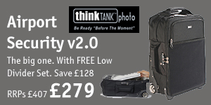 Save £128 on Airport Security v2 with Divider Set
