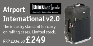 Save £85 on RRP on Think Airport Internation v2