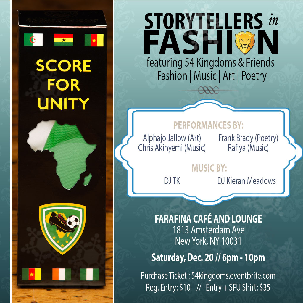 Storytellers in Fashion 2014